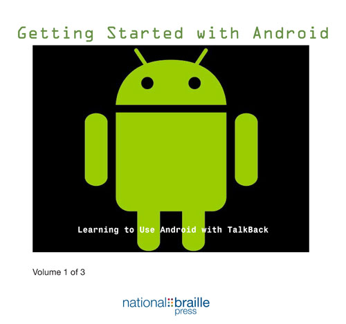 Book cover for Getting Started with Android