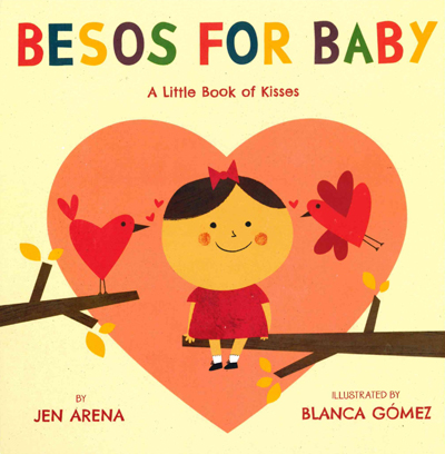 cover of Besos for Baby