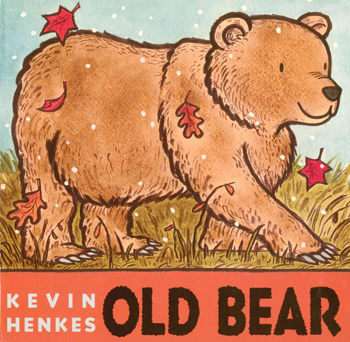 Cover of old bear