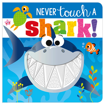 Picture of Never Touch a Shark!