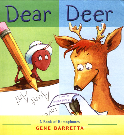 Picture of Dear Deer: A Book of Homophones