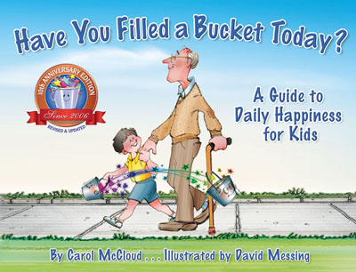 Have You Filled a Bucket Today? BC0911BUCKET