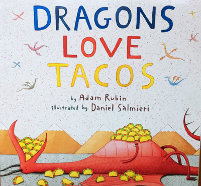 Picture of Dragons Love Tacos