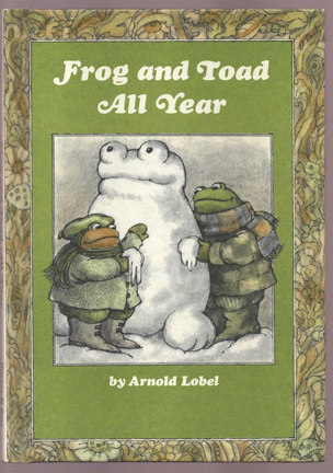 Picture of Frog and Toad All Year