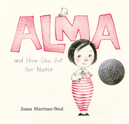 Picture of Alma and How She Got Her Name