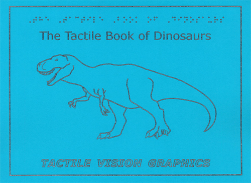 Picture of Tactile Book of Dinosaurs