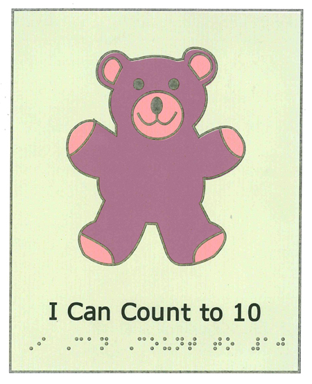 Picture of I Can Count to 10