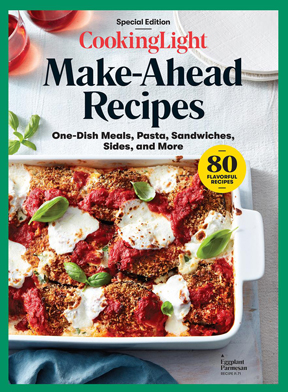 Picture of Cooking Light: Make-Ahead Recipes