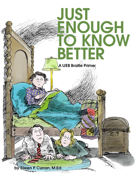 Book cover for Just Enough to Know Better.