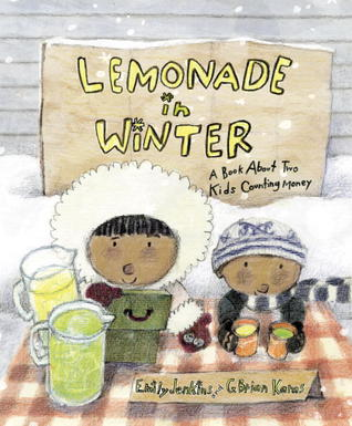 Activity page for Lemonade in Winter
