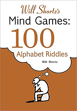 Picture of Will Shortz's Mind Games: 100 Alphabet Riddles