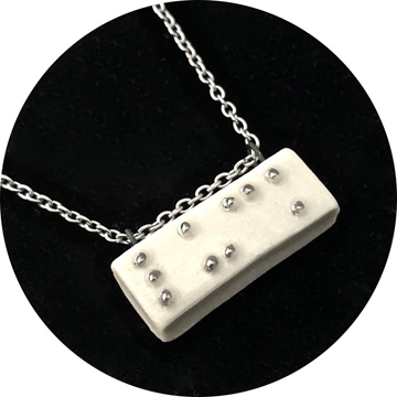 Picture of Neat Art - Luck Necklace