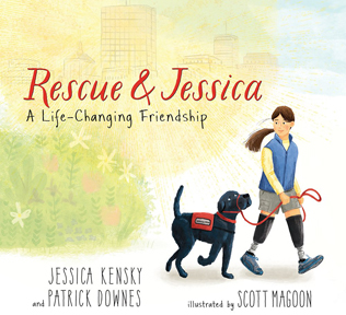 Picture of Rescue and Jessica: A Life-Changing Friendship
