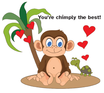 2021 chimply the best valentines