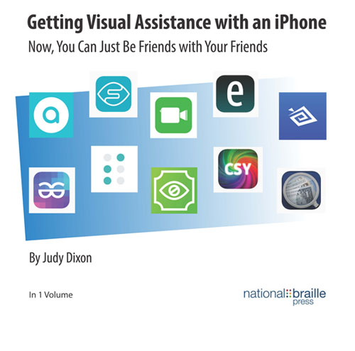Picture of Getting Visual Assistance with an iPhone