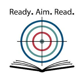 braille challenge logo says, ready, aim, read.