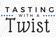 tasting with a twist home page image