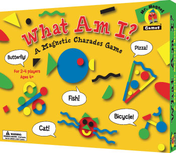 The What Am I game