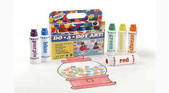 Photo of the Do A Dot Markers