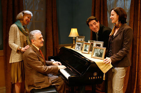 George Ashiotis and company in the Cocktail Hour in 2008