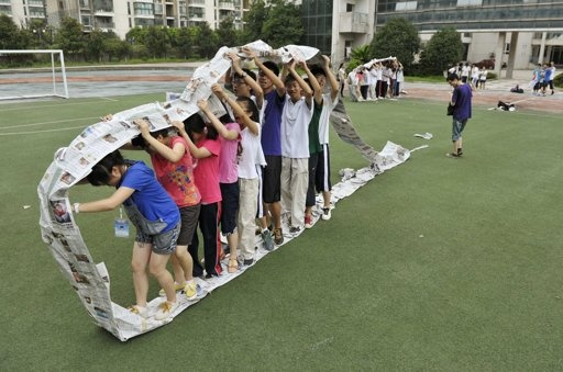 Large Group Activities For Team Building