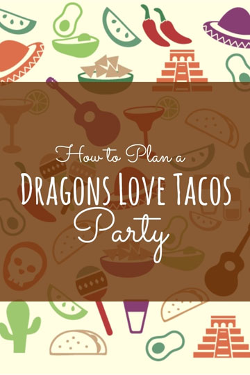 Image for how to plan a dragons love tacos party