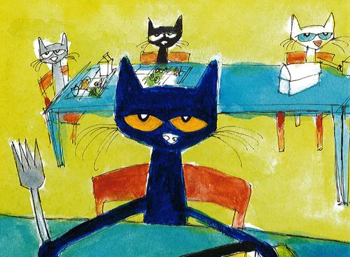 Sing the Pete the Cat Song