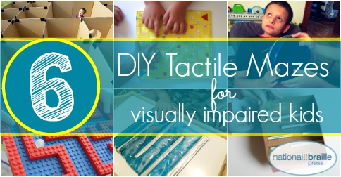 Create Tactile Mazes Great Expectations