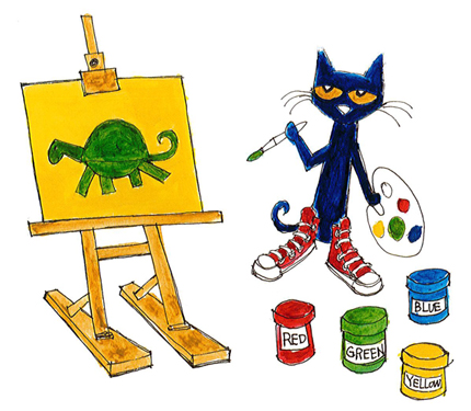 pete the cat activity page great expectations