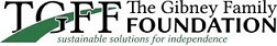 The Gibney Family Foundation logo.