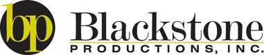 Blackstone Productions, Inc. Logo