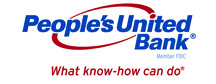 The People's United Bank logo